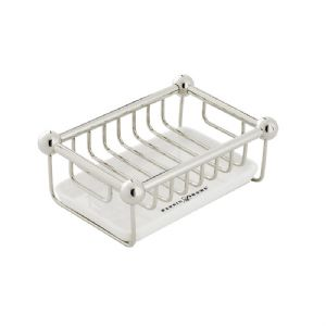 6972 Perrin & Rowe Free Standing Soap Tray